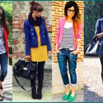 Blazer Feminino Colorido – Dicas e Fotos