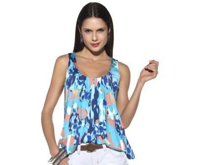 Blusas Femininas Tendências Primavera Verão 2012