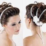 Cabelos para Noivas 2012 – Tendências e Modelos