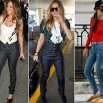 Calças de Cintura Alta – Tendências e Fotos