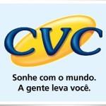 Site CVC Turismo – www.cvc.com.br