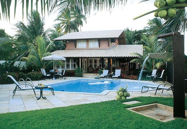 Decora o para jardim com piscina fotos e dicas de como for Ver piscinas grandes