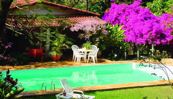 fotos jardim piscina : fotos jardim piscina:Jardim Com Piscina Fotos Pictures to pin on Pinterest