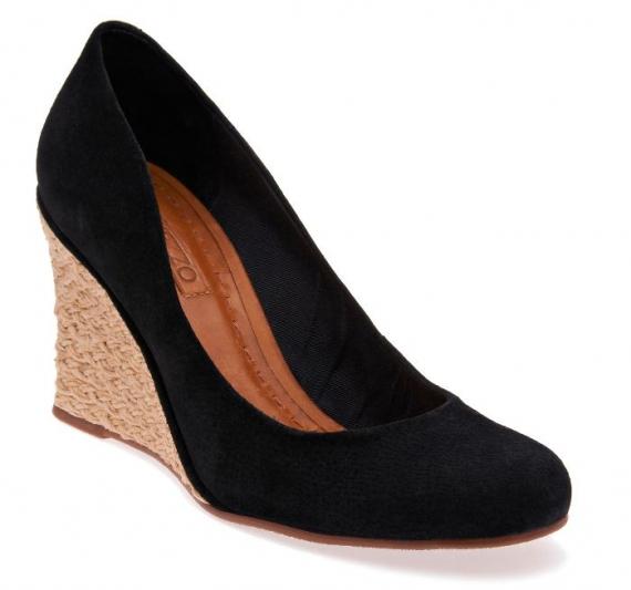 Sapatos Anabela 2012 Fotos E Modelos