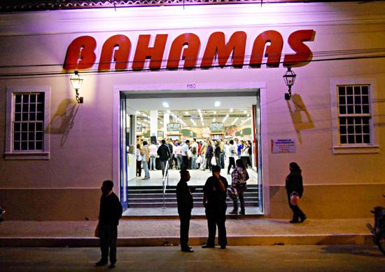 Endereços Supermercados Bahamas