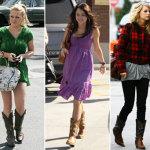 Botas Country Femininas – Fotos e Tendências 2012