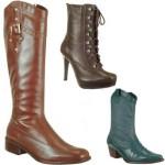 Ramarim Coleção Outono Inverno 2012 – Botas, Sapatilhas e Open Boots