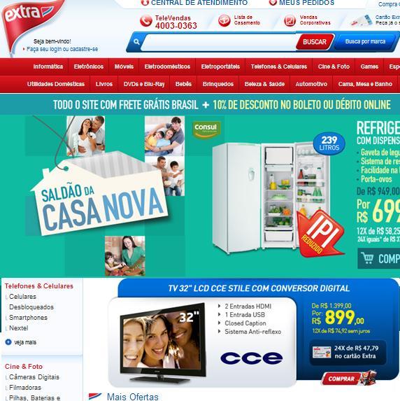Ofertas Supermercados Extra – www.extra.com.br