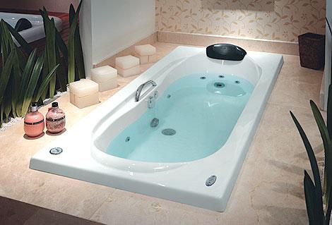 Como ligar banheira