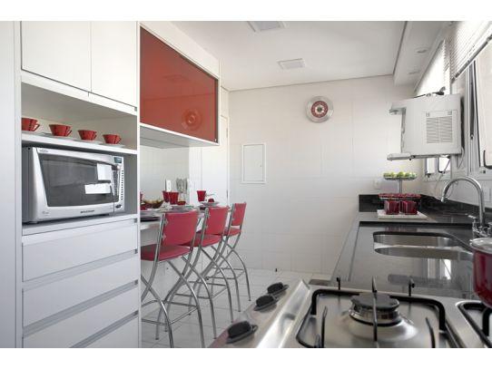 Cozinhas Pequenas Decoradas – Modelos