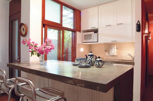 decoracao cozinha pequena simples:Bancada Cozinha Americana
