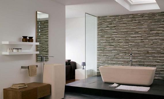 decoracao de interiores imagens:Pedras na Decoração de Interiores – Fotos e Dicas de Como Usar