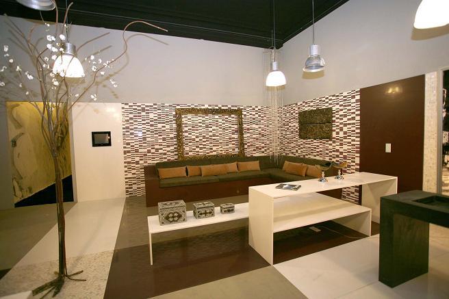 historia da decoracao de interioresPedras na Decoração de