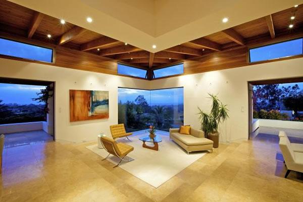 Interiores de casas modernas dicas e fotos - Casa interior design ...