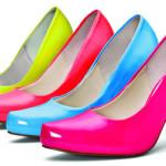 Sapatos Coloridos Moda 2012 – Dicas e fotos