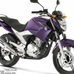 Yamaha Fazer 2013 – Fotos e Novidades