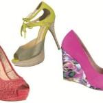 Calçados Femininos Verão 2013 – Tendências e Modelos