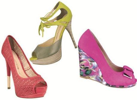 947a75d1c1 Sapatos Femininos Verão 2013 - Tendências e Modelos