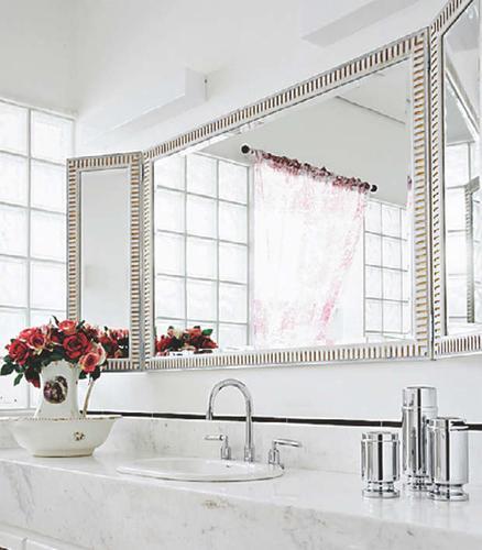 Espelhos para Banheiros – Fotos e Dicas de Como Escolher
