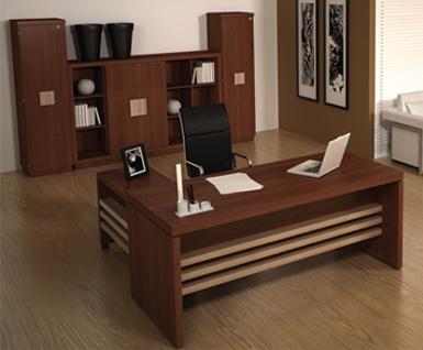 Mesas para escrit rio fotos e modelos - Mesas de escritorio ...