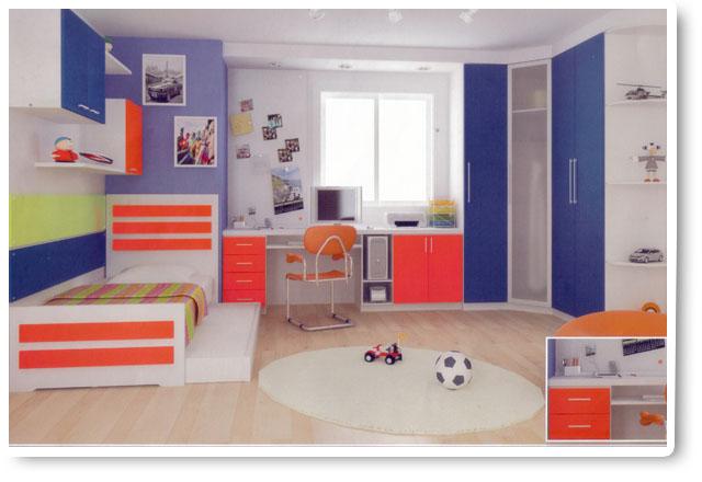 Quarto Planejado Infantil Fotos e Modelos ~ Quarto Planejado Infantil Com Beliche
