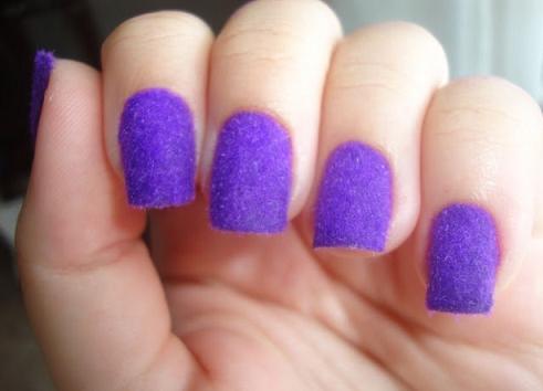 Unhas de Veludo Plush Nails – Dicas e Fotos