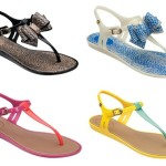 Sandálias para o Verão 2013, Fotos e Modelos