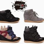 Sneakers Arezzo 2013, Tendências e Fotos