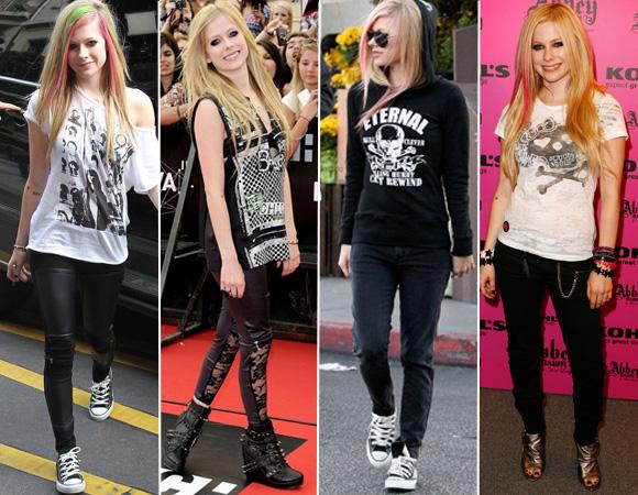 Moda Rock 2013, Tendências e Fotos