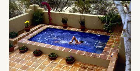 Piscinas pequenas para casas dicas e fotos for Depuradora piscina pequena carrefour