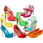 Sapatos Fluorescentes, Fotos e Dicas de Como Usar