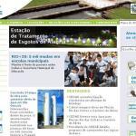 Site CEDAE: www.cedae.com.br