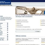 Site Proderj, www.proderj.rj.gov.br