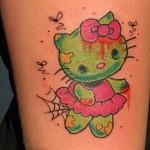 Tatuagem Feminina de Gato: Significado e Fotos