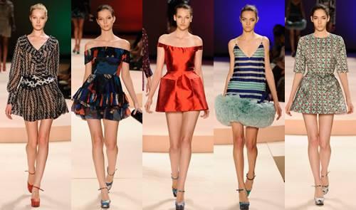 Vestidos Femininos Moda 2013, Dicas e Fotos