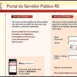 Portal do Servidor RS – www.servidor.rs.gov.br
