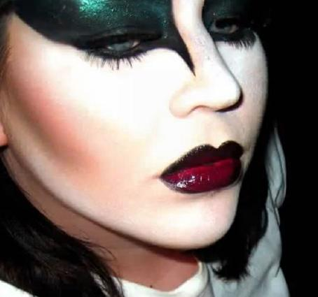 Maquiagem Feminina Para Halloween Dicas E Fotos