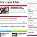 Portal do Servidor BA – www.portaldoservidor.ba.gov.br