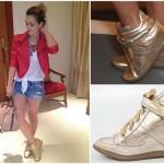 Snearkers Dourados, Dicas e Fotos