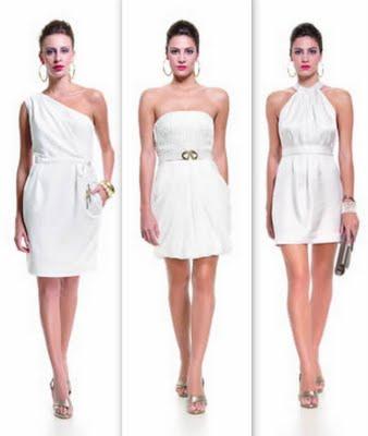 Vestidos Curtos para o Reveillon 2013 – Modelos