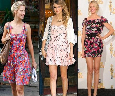 Vestidos Femininos Verão 2013, Fotos e Modelos