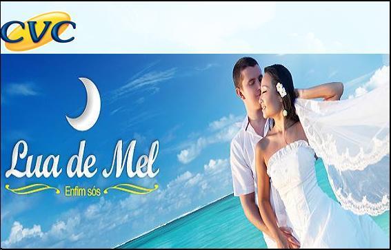 CVC Pacotes para Lua de Mel 2013