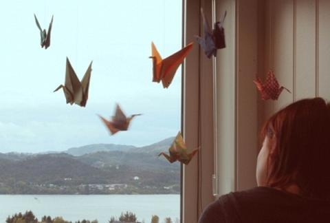 Decoração com Tsurú (Origami) – Dicas e Fotos