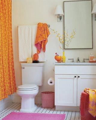 #474592 Decoração de Banheiros Simples e Barato Dicas e Fotos 320x400 px Decoração De Banheiro Simples E Bonito 3818