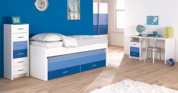 Decora o de quarto infantil masculino dicas e fotos for Cuartos pintados de azul