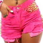 Shorts Femininos Customizados, Dicas e Fotos
