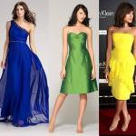 Vestidos Coloridos Reveillon 2013 – Dicas e Fotos