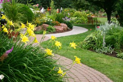Decoração de Jardins Externos: Fotos e Dicas para Decorar