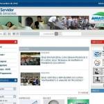 Portal do Servidor AM: Consultar Contra Cheque