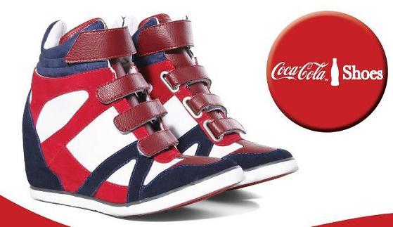 Calçados Coca Cola Tendências 2013: Dicas e Fotos